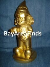 San Francisco Giants Brandon Crawford Gold Glove Golden Gnome 4/28/2018