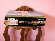 Brand New Genuine Lexmark 12N0772 Photodeveloper Kit for C910 C912 C920 X912