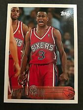 1996-97 Topps #171 Allen Iverson RC