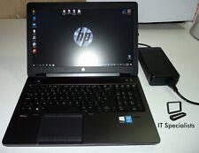 HP ZBook 15 G2 quad-core i7 laptop, Win 10 Pro, 32GB ram, NVMe SSD, AMD R9 2GB