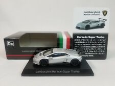 1:64 Kyosho Minicar Lamborghini Huracan Huracán LP620-2 Blancpain Super Trofeo D
