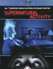 Supernatural Activity NEW Cult Blu-Ray Disc Derek Lee Nixon Andrew Pozza