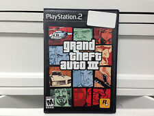 ** Grand theft auto 3 (GTA3) - Playstation 2 - Used/Acceptable- black label