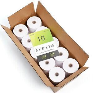 Thermopapier 80mm x 70 m, 10 Rollen, BPA/BPS-frei