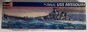 Revell USS Missouri 1:535 Scale Model Kit