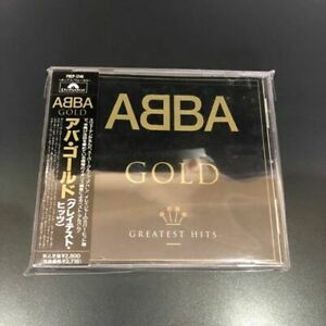 ABBA Gold Greatest Hits POCP-1246 Japan Press W/obi