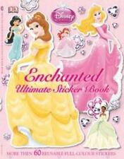 NEW - Ultimate Sticker Book: Disney Princess: Enchanted (Ultimate Sticker Books)