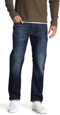 Lucky Brand 121 Heritage Slim Fit Jeans Patton Vil Inseam 34 NWT $119