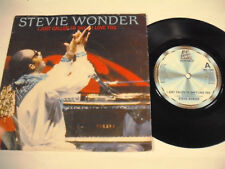STEVIE WONDER  I Just Called To Say I Love You  1 SP