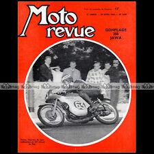 MOTO REVUE N°1639 RAMON TORRAS SUZUKI M12 JAWA VAP CIRCUIT PAU TRIAL BOHEC 1963