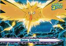 POKEMON THE MOVIE 2000, THE POWER OF ONE, TOPPS CARD # 33 IN NEAR MINT CONDITION
