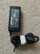 Genuine Sony Laptop Charger AC Adapter Power Supply VGP-AC19V10 ADP-90YB 19.5V