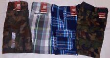 Boy's Arizona Cargo & Chino Shorts 4 Pair Preschool Size 4  New W Tags $120