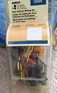 Hoppy Trailer Towing Wiring Connector Kit Ford Windstar 1995-1998 40605