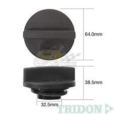 TRIDON OIL CAP FOR Nissan X-Trail T30 10/01-09/07 4 2.5L QR25DE -VVT