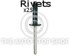 Remaches Aleación de Aluminio Acero Manderal Renault Trafic / Twizy Etc 11555re
