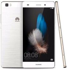 Huawei P8 Lite White 4G LTE 13MP - 16GB 4G **~UNLOCKED~** Smartphone