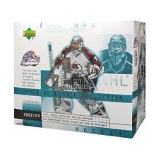 2002-03 Upper Deck Mask Collection Hockey Hobby Box