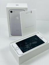 Apple iPhone 7 White 256GB used UNLOCKED great! w/ box