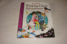 ENID BLYTON- WISHING CHAIR ADVENTURES-ADVENTURES OF WISHING CHAIR; WISHING CHAIR