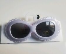 NWT Gymboree LOVE IS IN THE AIR Blue-Ish Lavender SUNGLASSES 2-4 Years Old