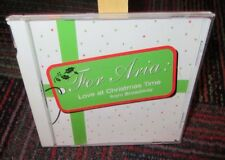 FOR ARIA: LOVE AT CHRISTMAS TIME FROM BROADWAY MUSIC CD SINGLE, GUC