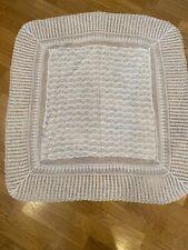 Vintage Baby/Christening/Baptism Blanket.