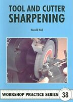 Tool and Cutter Sharpening by Harold Hall 9781854862419 | Brand New
