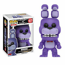 Funko Five Nights At Freddy's POP Bonnie Vinyl Figure NEW Toys Game IN STOCK
