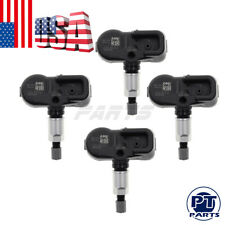 NEW Tire Pressure Monitor Sensor TPMS x4 Pack For Lexus IS250 IS350 LX470 GS350