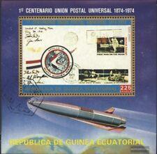 Guinea Ecuatorial Bloque 109 (edición completa) usado