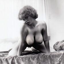 """Beautés nude woman W Freckles/Nu M taches de rousseur * Vintage 60 s US Photo """"L"""""""