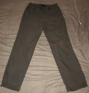Men's Armani Exchange Combats Trousers Grey. Size 31 Regular. Great Condition.
