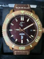 Vancouver Watch Co. Crossfire Bronze Automatic Diver