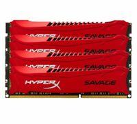 Para Kingston HyperX Savage 8GB 16GB 2133MHz DDR3 PC3-17000 RAM de escritorio