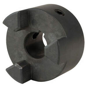 "DAYTON 29HY73 Jaw Coupling Hub,1-5/8"",Sintered Iron"