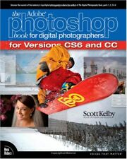 The Adobe Photoshop Book for Digital Photographers (Covers Photoshop CS6 and Pho