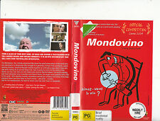 Mondovino-2004-A Film By Jonathan Nossiter-Movie-DVD