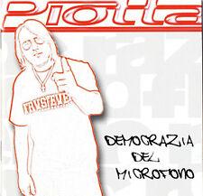 Piotta – Democrazia Del Microfono - SEALED