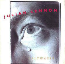 JULIAN LENNON - Saltwater - john - beatles