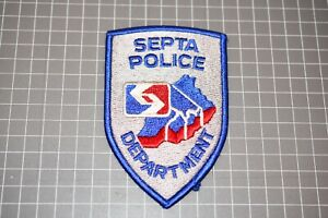Septa Pennsylvania Police Department Patch (US-Pol)