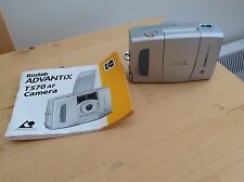 Kodak Advantix T570 Camera Full Working Order With Pouch And Instruction Booklet