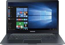 """NEW Samsung Notebook 9 pro 15.6""""4K i7-6700HQ 8GB 256GB SSD NVIDIA 950M 2GB"""