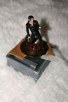 Elvis Presley Music Box Plays Heartbreak Hotel By The Franklin Mint Ret$29