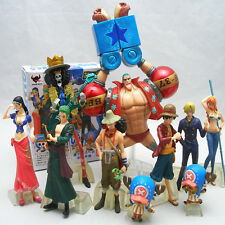 One Piece 10pcs New World Ver 2 Years Later Figure Set Figurine
