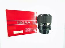 Sigma Zoom Master 35-70mm f/2.8-4 - USED - EXCELLENT CONDITION - AMJ 1458