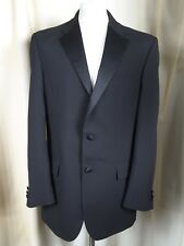 Marks & Spencer Machine Washable Black Dinner Evening Suit C40L W32 L32.5