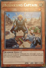MOTIVATING CAPTAIN - (COTD-EN031) - Rare - 1st - Yu-Gi-Oh Code of the Duelist