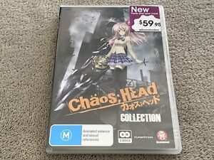 Chaos Head Collection - 2 Disc Manga - Anime - Region 4 - DVD, Fast Post
