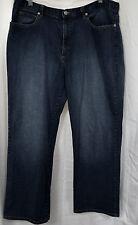 Chico's Sz 3  Denim Authentic Chico's Denim Stretch Jeans 14-16 5 Pocket Classic